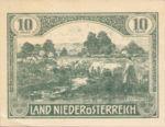 Austria, 10 Heller, FS 671IIb