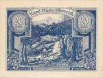 Austria, 20 Heller, FS 671IIb