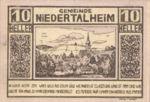 Austria, 10 Heller, FS 672b