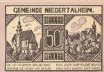 Austria, 50 Heller, FS 672b