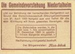 Austria, 10 Heller, FS 672c