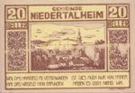 Austria, 20 Heller, FS 672cx