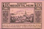 Austria, 10 Heller, FS 672d