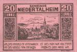 Austria, 20 Heller, FS 672d