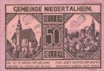 Austria, 50 Heller, FS 672d