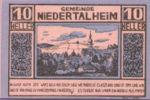 Austria, 10 Heller, FS 672e