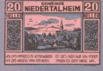 Austria, 20 Heller, FS 672e