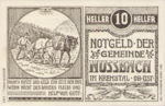 Austria, 10 Heller, FS 676