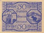 Austria, 50 Heller, FS 684a