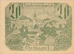 Austria, 20 Heller, FS 684b