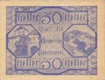 Austria, 50 Heller, FS 684b