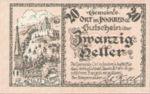 Austria, 20 Heller, FS 711a