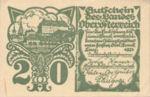Austria, 20 Heller, FS 692V