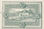 Austria, 20 Heller, FS 697