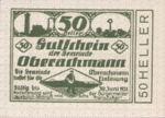 Austria, 50 Heller, FS 680a