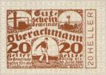 Austria, 20 Heller, FS 680b