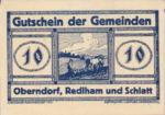 Austria, 10 Heller, FS 688b