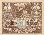 Austria, 50 Heller, FS 694a