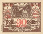 Austria, 30 Heller, FS 694b