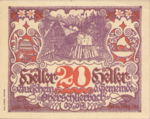 Austria, 20 Heller, FS 694d