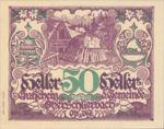 Austria, 50 Heller, FS 694d