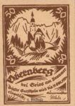 Austria, 50 Heller, FS 685Ib