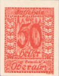 Austria, 50 Heller, FS 681IIa