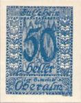 Austria, 50 Heller, FS 681IIc