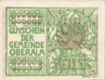 Austria, 99 Heller, FS 681IId