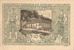 Austria, 10 Heller, FS 695a
