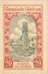 Austria, 20 Heller, FS 695a