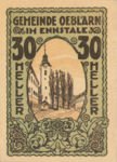 Austria, 30 Heller, FS 700Ib