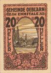 Austria, 20 Heller, FS 700IIc