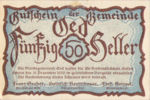 Austria, 50 Heller, FS 703b