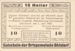 Austria, 10 Heller, FS 708b