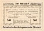 Austria, 50 Heller, FS 708i