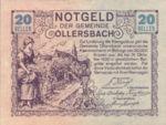 Austria, 20 Heller, FS 709a