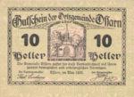 Austria, 10 Heller, FS 712a2.1