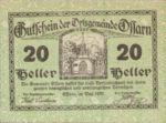 Austria, 20 Heller, FS 712a2.1