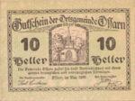 Austria, 10 Heller, FS 712a4.1