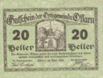 Austria, 20 Heller, FS 712a4.1
