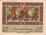 Austria, 20 Heller, FS 713Il