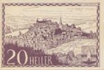 Austria, 20 Heller, FS 717