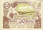 Austria, 50 Heller, FS 725