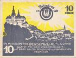 Austria, 10 Heller, FS 735IIa