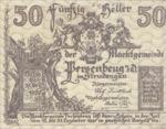 Austria, 50 Heller, FS 735IIa