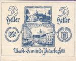 Austria, 50 Heller, FS 741IIa