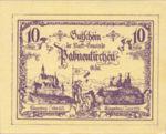 Austria, 10 Heller, FS 719b