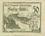 Austria, 50 Heller, FS 719x
