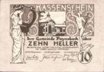 Austria, 10 Heller, FS 725